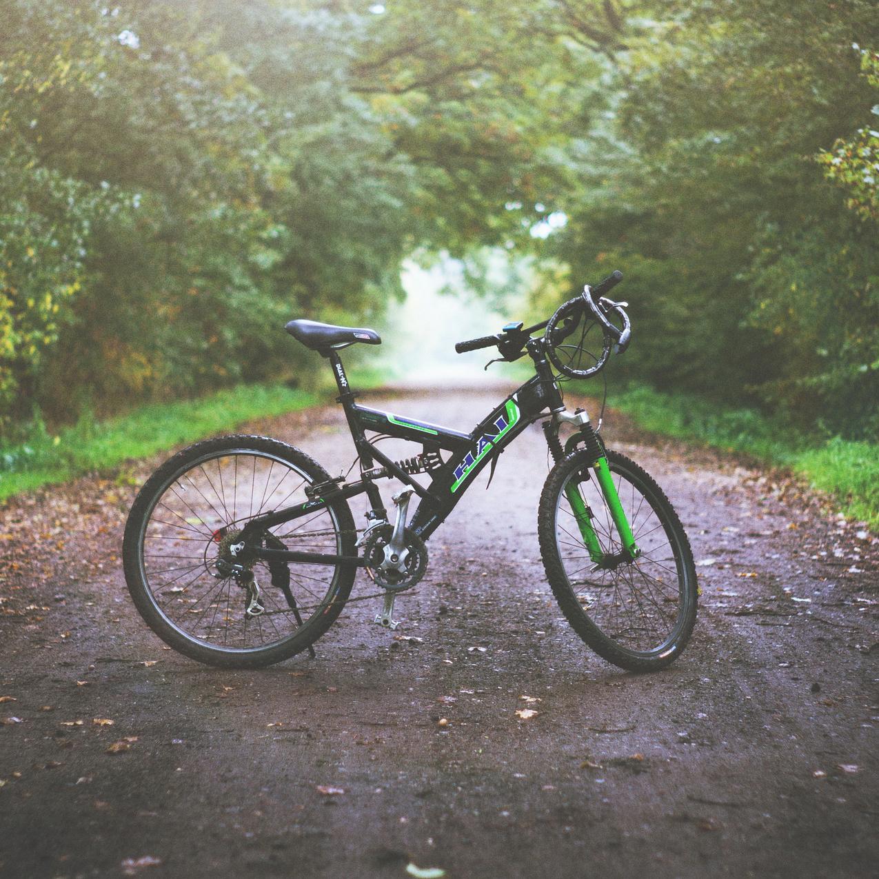 Biking in Bellefonte PA